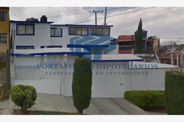Foto de casa en venta en caporales 4, villas de la hacienda, atizapán de zaragoza, méxico, 5653848 No. 01