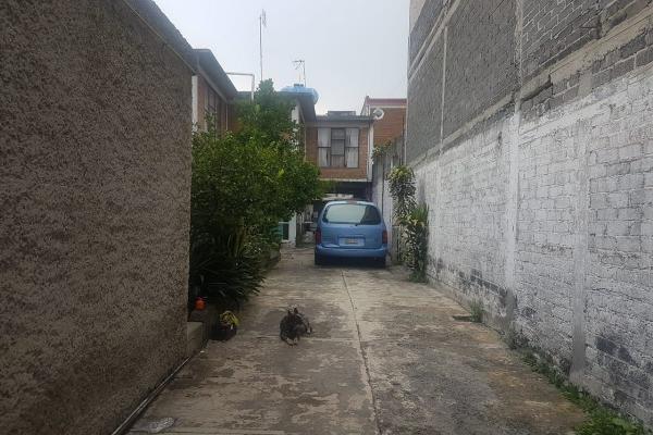 Foto de terreno habitacional en venta en capulin , las peritas, xochimilco, df / cdmx, 5908657 No. 04