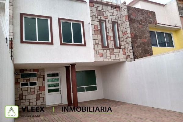 Foto de casa en venta en capulines 6, capultitlán centro, toluca, méxico, 0 No. 02