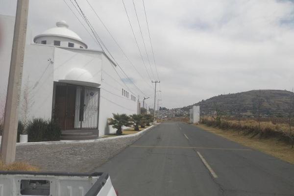 Foto de terreno habitacional en venta en capultitlan s|n 1, capultitlán centro, toluca, méxico, 12774914 No. 05