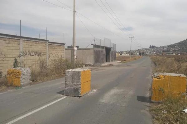 Foto de terreno habitacional en venta en capultitlan s|n 1, capultitlán centro, toluca, méxico, 12774914 No. 06