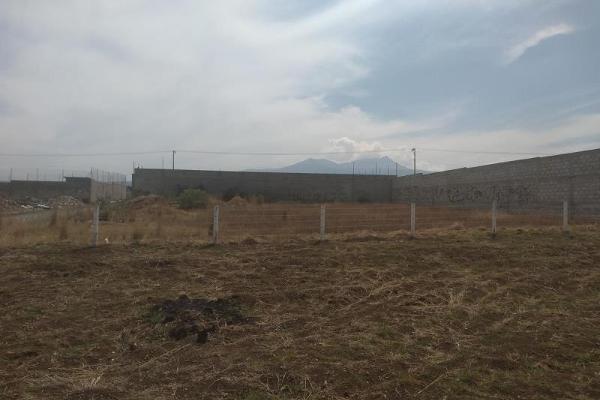 Foto de terreno habitacional en venta en capultitlan s|n 1, capultitlán, toluca, méxico, 12774914 No. 01