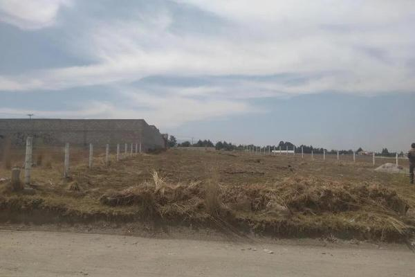 Foto de terreno habitacional en venta en capultitlan s|n 1, capultitlán, toluca, méxico, 12774914 No. 02
