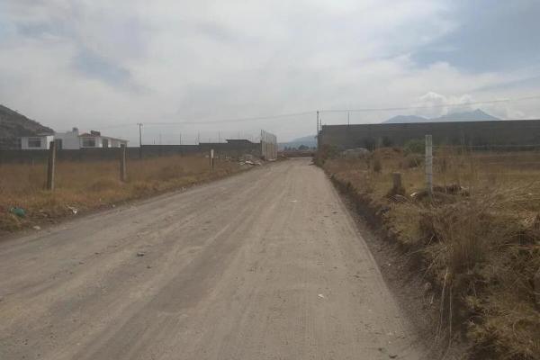 Foto de terreno habitacional en venta en capultitlan s|n 1, capultitlán, toluca, méxico, 12774914 No. 03