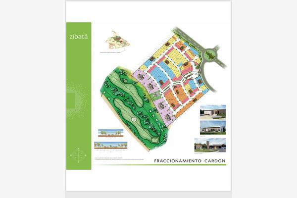 Foto de terreno habitacional en venta en cardón 14, desarrollo habitacional zibata, el marqués, querétaro, 7286255 No. 01