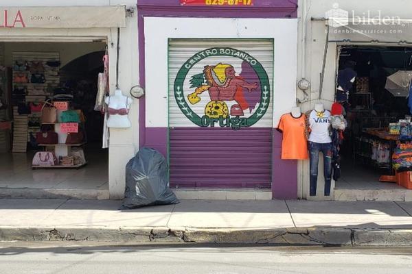 Foto de local en renta en carlos leon de la peña 100, victoria de durango centro, durango, durango, 10081144 No. 01