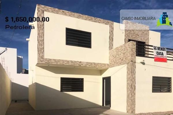 Foto de casa en venta en carlos randall , petrolera, guaymas, sonora, 18922000 No. 01