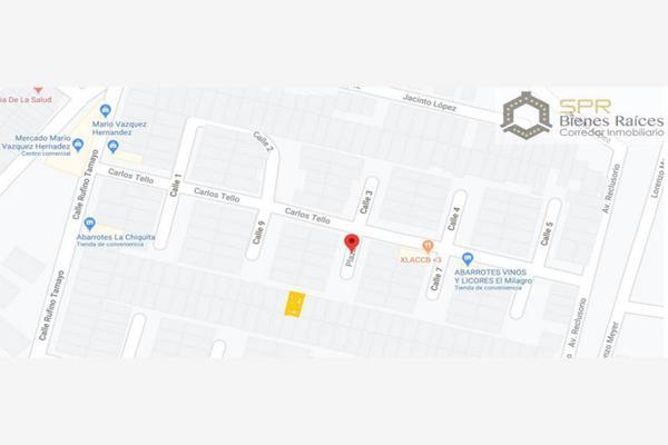 Foto de terreno habitacional en venta en carlos tello plaza 8, ciudad cuauhtémoc sección chiconautla 3000, ecatepec de morelos, méxico, 16063488 No. 01