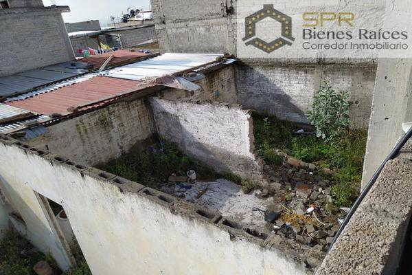 Foto de terreno habitacional en venta en carlos tello plaza 8, ciudad cuauhtémoc sección chiconautla 3000, ecatepec de morelos, méxico, 16063488 No. 02