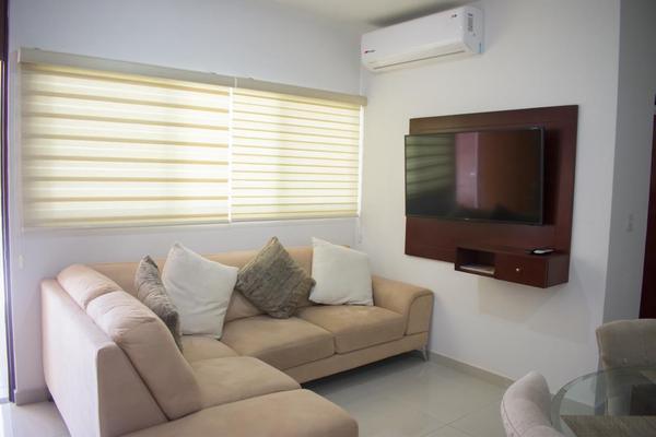 Foto de casa en condominio en renta en carmelo perez , el toreo, mazatlán, sinaloa, 7470578 No. 04