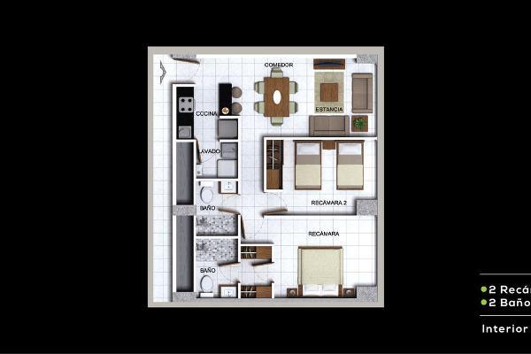 Foto de departamento en venta en  , carola, álvaro obregón, distrito federal, 3154204 No. 12