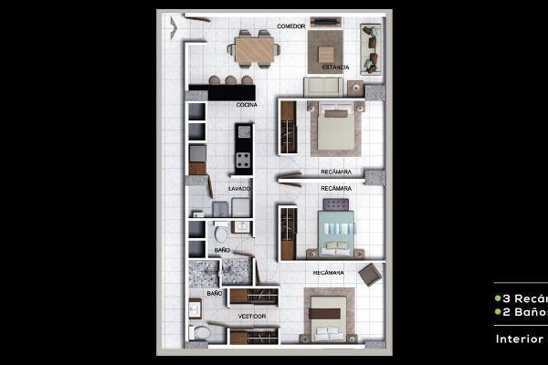 Foto de departamento en venta en  , carola, álvaro obregón, distrito federal, 3154204 No. 13
