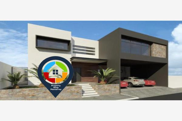 Foto de casa en venta en carolco 100, carolco, monterrey, nuevo león, 5705911 No. 01