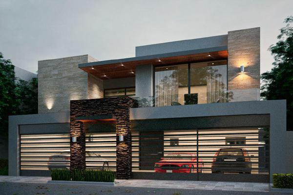 Foto de casa en venta en  , carolco, monterrey, nuevo león, 10114318 No. 01
