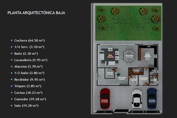 Foto de casa en venta en  , carolco, monterrey, nuevo león, 10114318 No. 02