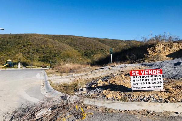 Foto de terreno habitacional en venta en  , carolco, monterrey, nuevo león, 17436551 No. 01