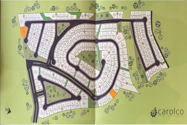 Foto de terreno habitacional en venta en  , carolco, monterrey, nuevo león, 17436551 No. 18