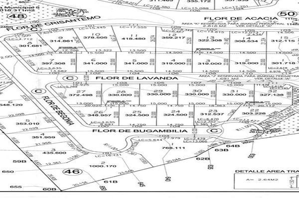 Foto de terreno habitacional en venta en  , carolco, monterrey, nuevo león, 17436551 No. 20