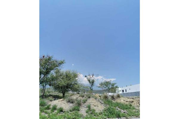 Foto de terreno habitacional en venta en  , carolco, monterrey, nuevo león, 20548005 No. 04