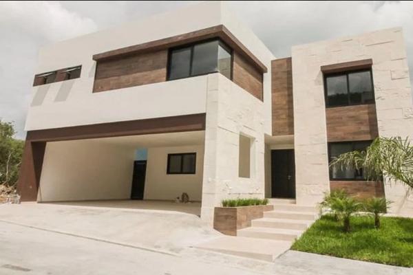Foto de casa en venta en  , carolco, monterrey, nuevo león, 3047352 No. 01