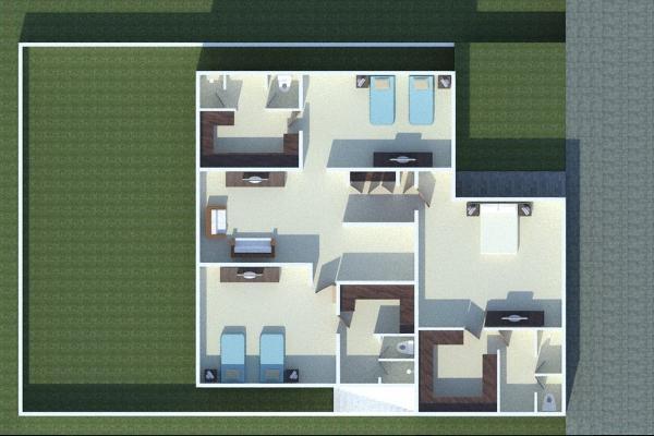 Foto de casa en venta en  , carolco, monterrey, nuevo león, 3047352 No. 04