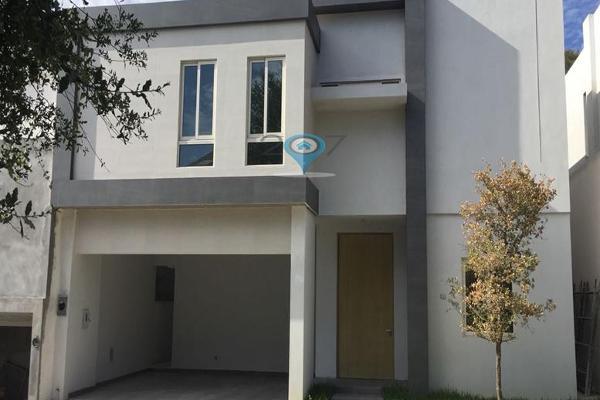 Foto de casa en venta en  , carolco, monterrey, nuevo león, 8286380 No. 01