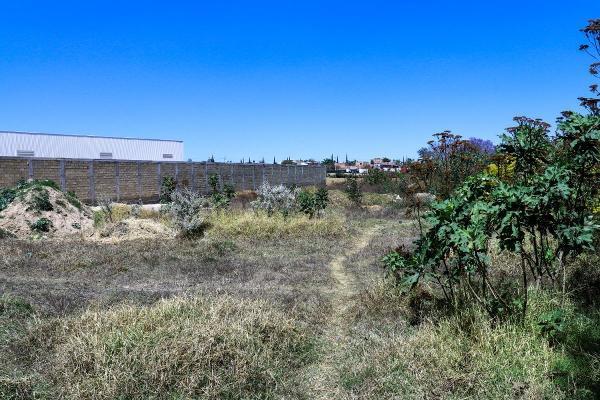 Foto de terreno habitacional en venta en carpinteros , nextipac, zapopan, jalisco, 3095389 No. 06