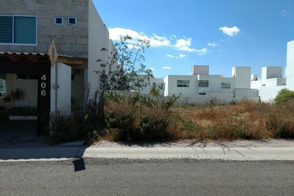 Foto de terreno habitacional en venta en carranco , residencial el refugio, querétaro, querétaro, 14037279 No. 01