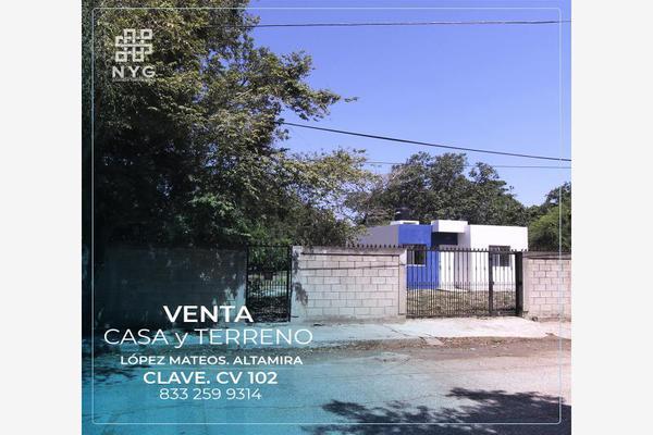 Foto de casa en venta en carranza 2801, adolfo lopez mateos, altamira, tamaulipas, 19822698 No. 01