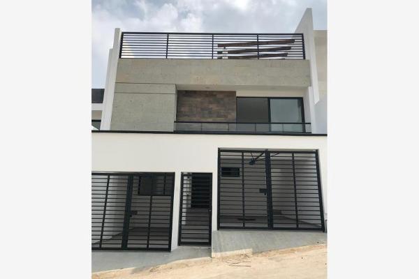 Foto de casa en venta en carrara 37, residencial monte magno, xalapa, veracruz de ignacio de la llave, 5442280 No. 01