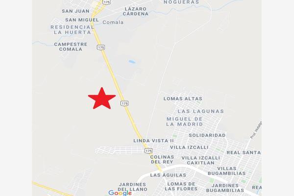 Foto de terreno habitacional en venta en carrejon - carretera villa de alvarez comala kilometro 5 , lomas de comala, comala, colima, 15781019 No. 01