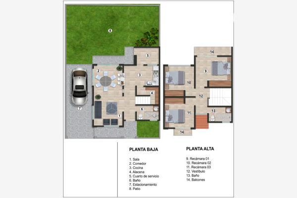 Foto de casa en venta en carreras 2, ixtlahuacan, yautepec, morelos, 0 No. 02