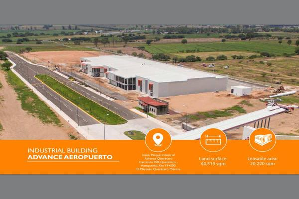 Foto de nave industrial en renta en carretera 200 kilometro 19+500, parque industrial bernardo quintana, el marqués, querétaro, 8633388 No. 02