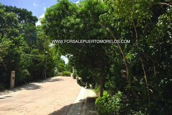 Foto de terreno habitacional en venta en carretera 23, puerto morelos, benito juárez, quintana roo, 5358478 No. 02