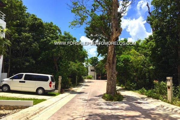 Foto de terreno habitacional en venta en carretera 23, puerto morelos, benito juárez, quintana roo, 5358478 No. 04