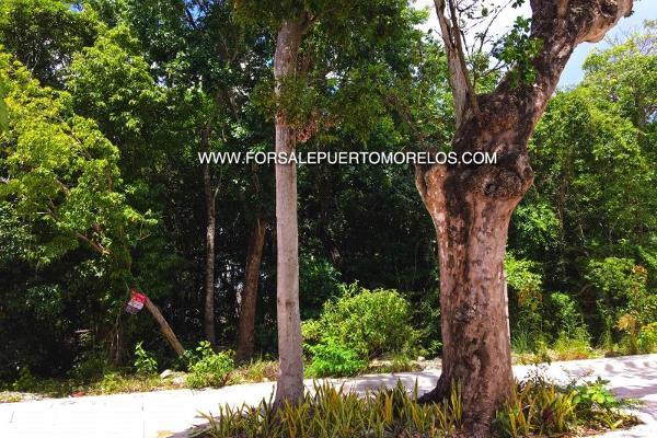 Foto de terreno habitacional en venta en carretera 23, puerto morelos, benito juárez, quintana roo, 5358478 No. 05