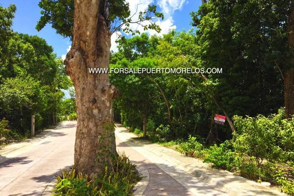 Foto de terreno habitacional en venta en carretera 23, puerto morelos, benito juárez, quintana roo, 5358478 No. 06