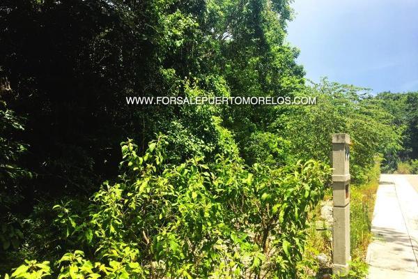 Foto de terreno habitacional en venta en carretera 23, puerto morelos, benito juárez, quintana roo, 5358478 No. 18