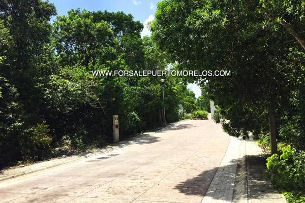 Foto de terreno habitacional en venta en carretera 23, puerto morelos, benito juárez, quintana roo, 5358478 No. 19