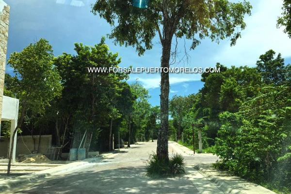 Foto de terreno habitacional en venta en carretera 23, puerto morelos, benito juárez, quintana roo, 5358478 No. 20