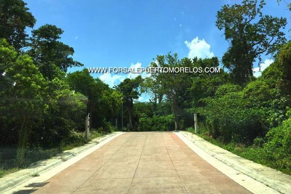 Foto de terreno habitacional en venta en carretera 23, puerto morelos, benito juárez, quintana roo, 5358478 No. 21