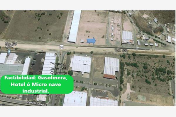 Foto de terreno comercial en renta en carretera 500 38800, santa rosa de jauregui, querétaro, querétaro, 8123256 No. 03
