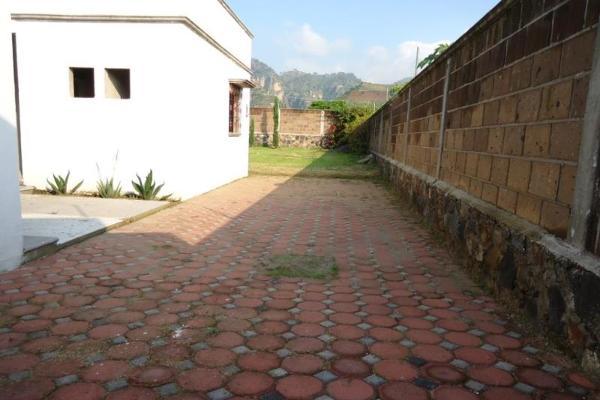 Foto de casa en venta en carretera 54, tlayacapan, tlayacapan, morelos, 3545232 No. 05