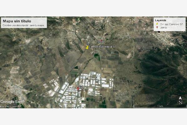 Foto de terreno comercial en venta en carretera 57 0, jofrito, querétaro, querétaro, 5914578 No. 07