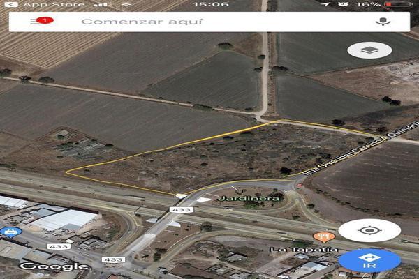 Foto de terreno comercial en venta en carretera 57 kilometro 183 , pedro escobedo centro, pedro escobedo, querétaro, 18415805 No. 02