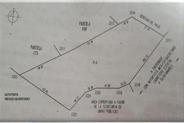 Foto de terreno comercial en venta en carretera 57 kilometro 183 , pedro escobedo centro, pedro escobedo, querétaro, 18415805 No. 03