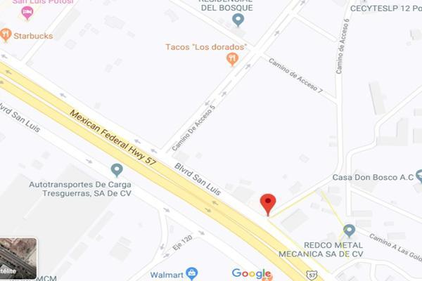 Foto de terreno habitacional en renta en carretera 57 , las mercedes, san luis potosí, san luis potosí, 15225952 No. 04
