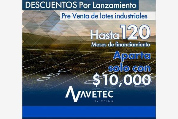 Foto de terreno comercial en venta en carretera 57 méxico-querétaro 1, la palma, pedro escobedo, querétaro, 0 No. 01