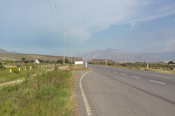Foto de terreno comercial en venta en carretera 57 saltillo - ramos arizpe (ejido mesón del norte) , ramos arizpe centro, ramos arizpe, coahuila de zaragoza, 3455339 No. 05