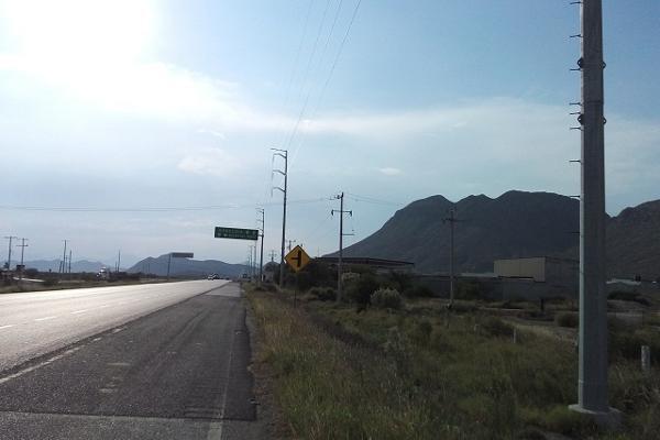 Foto de terreno comercial en venta en carretera 57 saltillo - ramos arizpe (ejido mesón del norte) , ramos arizpe centro, ramos arizpe, coahuila de zaragoza, 3455339 No. 06